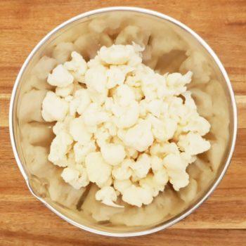 Rezept Blumenkohl Speckknödel lowcarb glutenfrei