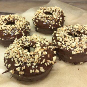 Rezept Schoko Donuts lowcarb glutenfrei keto