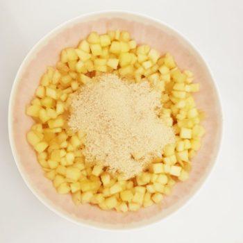 Rezept Apfel-Zimt Brandteigteilchen lowcarb glutenfrei