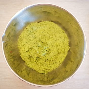 Rezept Bärlauchspätzle lowcarb glutenfrei