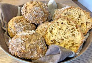Rezept Fluffige Käse-Gewürz-Brötchen lowcarb glutenfrei keto