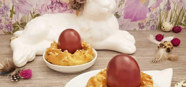 Rezept Eiernester lowcarb glutenfrei keto