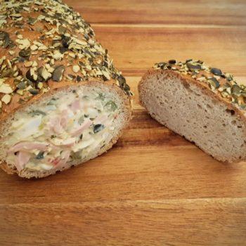 Rezept Jägersandwichwecken lowcarb glutenfrei keto