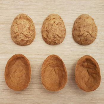 Rezept Gefüllte Broteier lowcarb glutenfrei