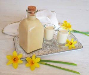 Rezept Eierlikör lowcarb keto | ohne Zucker