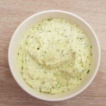 Rezept Belegtes Bärlauch Foccacia lowcarb glutenfrei