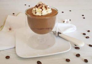 Rezept Milchkaffee Vanille Kollagencreme lowcarb glutenfrei keto
