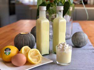 Rezept Limoncello lowcarb zuckerfrei selbstgemacht