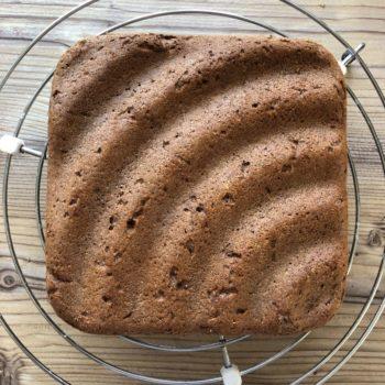Rezept Schwarzwälder Kirschtorte lowcarb glutenfrei