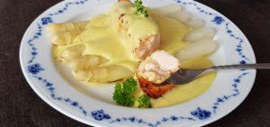 Rezept Falsche Sauce Hollandaise Käsesauce low carb glutenfrei