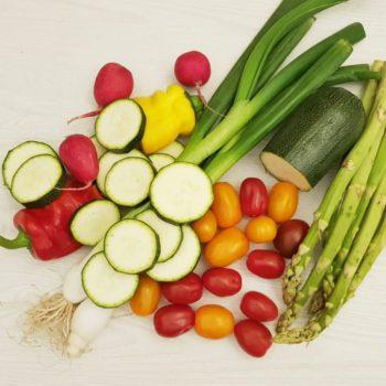 Rezept Frischkäse Gemüselasagne lowcarb glutenfrei