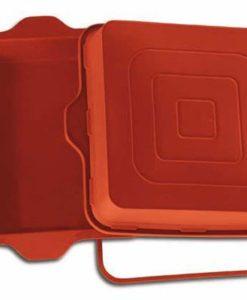 X273-00 Silikomart SFT306 SQUARE PAN Quadratische Silikonform