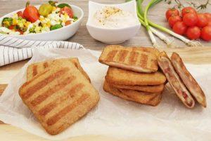 Rezept Dr. Almond Toasties lowcarb glutenfrei keto