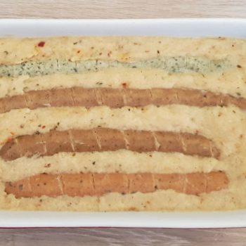 Rezept Gebackenes Wurstbrot lowcarb glutenfrei