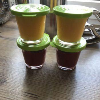 Rezept Fruchtsoße lowcarb glutenfrei