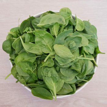 Rezept Gözleme mit Spinat und Schafskäse lowcarb glutenfrei