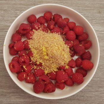 Rezept Himbeer Karamell Sirup lowcarb