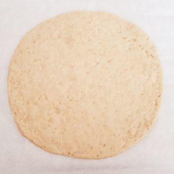 Rezept Aprikosen-Marillen Nuss Galette lowcarb glutenfrei