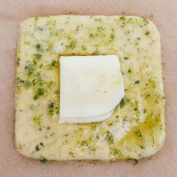 Rezept Pesto Tomaten Mandel Kissen lowcarb glutenfrei keto