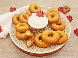 Rezept Zwiebelringe im Bierteig lowcarb glutenfrei