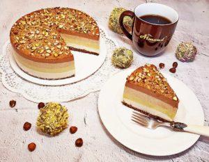 Rezept Nuketo No Bake Traum lowcarb glutenfrei keto