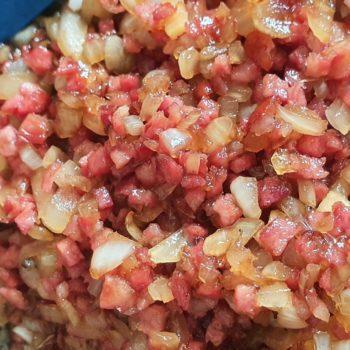Rezept Krautstrudel lowcarb glutenfrei keto