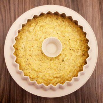 Rezept Zucchini Pistazien Nuss Kuchen lowcarb glutenfrei keto kaloreinarm