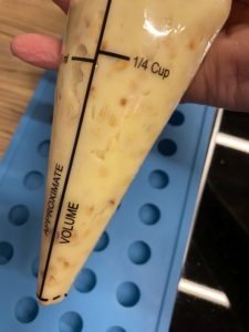 Rezept Schokobons mit Nuss-Sahne-Creme lowcarb keto glutenfrei