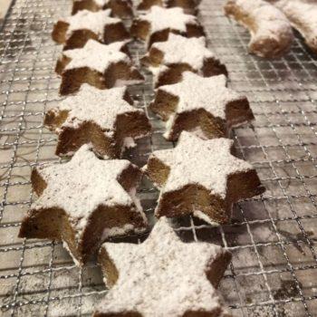 Rezept Vanille Nuketo Kekse lowcarb glutenfrei keto