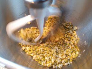 Rezept Orientalische Maamouls - Kekse mit Pistazien- und Pekannussfüllung معمول lowcarb glutenfrei