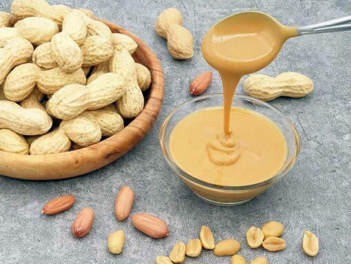 519-12_Erdnussmus-DrAlmond-lowcarb-Erdnussbutter-pur-zuckerfrei-keto