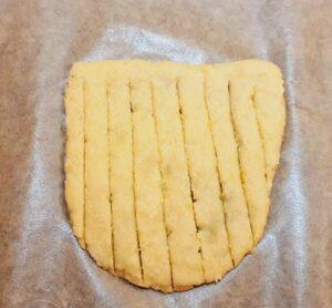 Rezept Pistazien Nuketo Mandel-Rolls lowcarb glutenfrei keto
