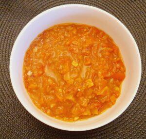 Rezept Tomaten-Thunfischlaibchen lowcarb glutenfrei keto