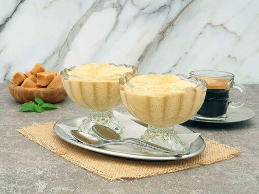 302-03_Proteindessert-Karamell-Sahne_lowcarb_keto_dessertcreme_paradiescreme_ohne_zucker