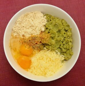 Rezept Broccoli Cheese Knödlsouffle lowcarb glutenfrei keto