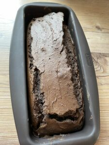 Rezept Brownie-Karotten-Erdnuss-Kuchen lowcarb glutenfrei keto