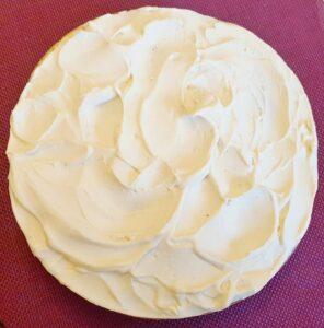 Rezept Nuketo Kokos Cheesecake lowcarb glutenfrei keto
