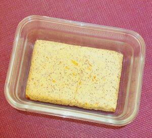 Rezept Mandarinen Himbeer Kuchenbowl lowcarb glutenfrei