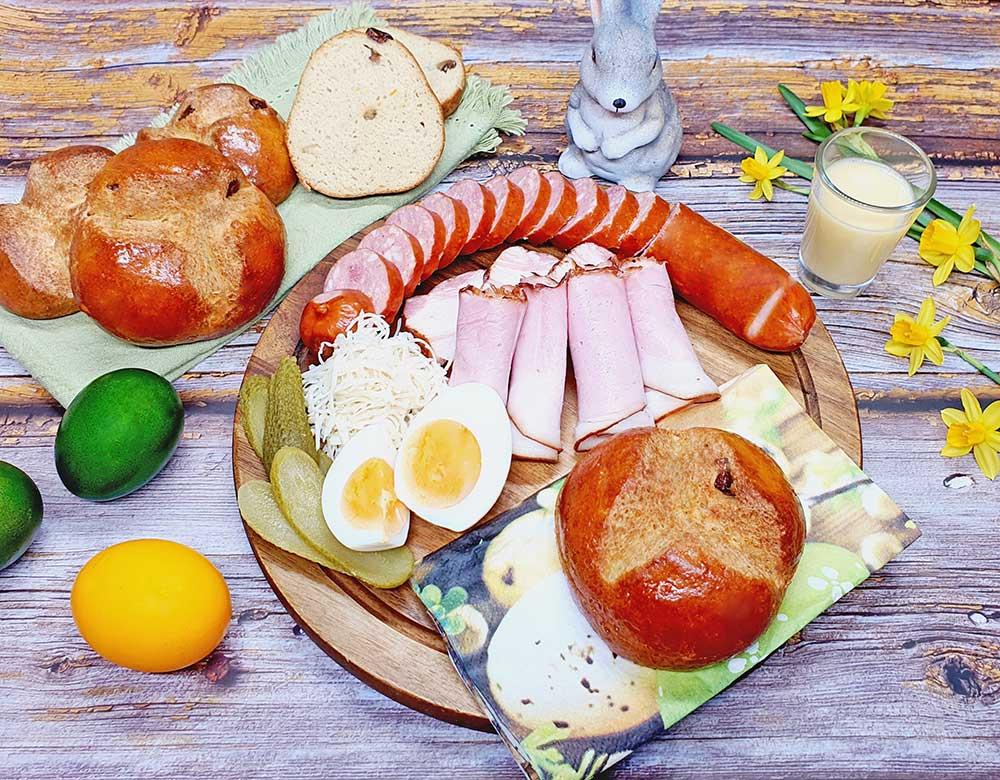 Rezept Osterpinze lowcarb glutenfrei keto