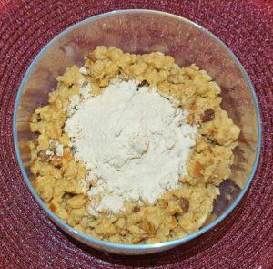 Rezept Apfel Zimt Knödel lowcarb glutenfrei keto