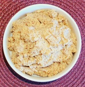 Rezept Kirsch Nuss Streusel Kuchen lowcarb glutenfrei