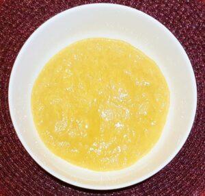Rezept Soufflé Pancake lowcarb keto glutenfrei