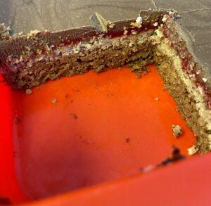 Rezept Lebkuchen Schnitte lowcarb keto glutenfrei